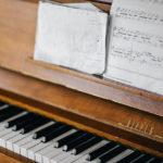 3歳のKとピアノレッスン