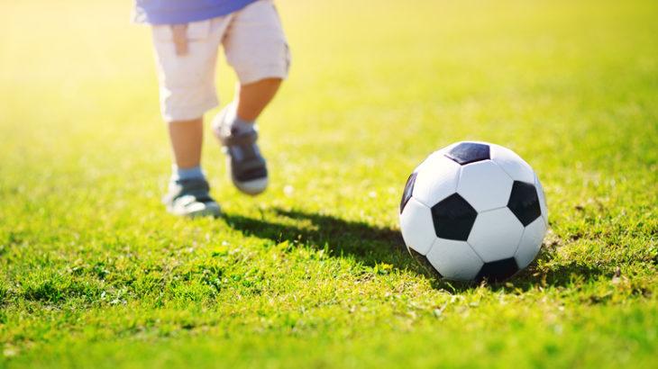 サッカー教室とKの本音
